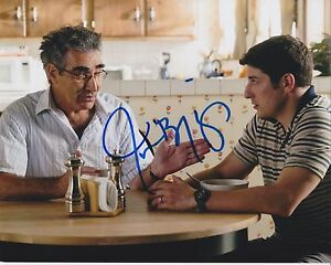Jason-Biggs-Signed-Autographed-8x10-Photo-American-Pie-COA-VD