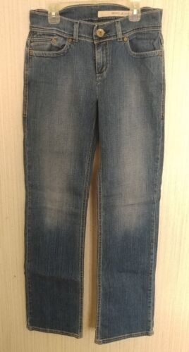 """D K N Y DKNY """"Easy Street"""" Blue Jeans Size Womens/"""