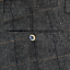 MENS CAVANI 3 PIECE GREY WOOL BLEND TWEED MIX /& MATCH JACKET VEST PANTS