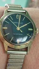 VINTAGE CARAVELLE MECHANICAL WRIST WATCH non working