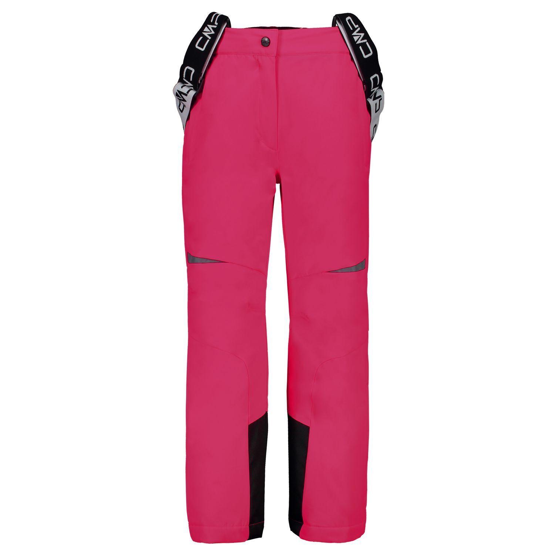 CMP Ski Trousers Snowboard Trousers Girl Trousers Pink Windproof Waterproof