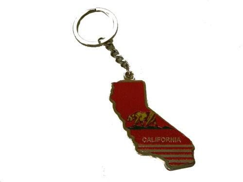 Keychain California State