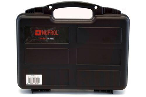 * Nouveau Nuprol petit Airsoft ou Paintball Pistolet Étui dur avec wave mousse