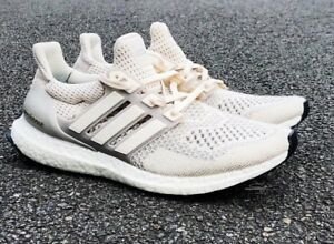 new styles ccc11 be504 Adidas Ultra BOOST 1.0 Cream White - Size 9.5 - BB7802 Undefeated ...