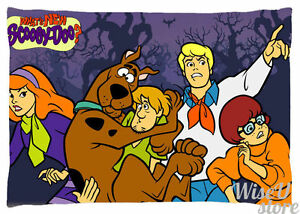 Scooby Doo Zippered Pillowcase Pillow cover case Pillowcases