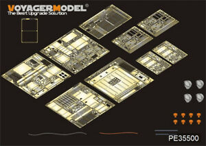Voyager-PE35500-1-35-Modern-M1070-Truck-Tractor-Detail-Set-for-HobbyBoss-85502