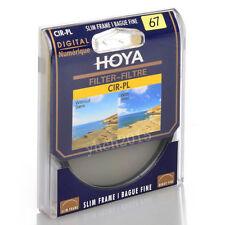Hoya 67mm Circular Polarizing CIR-PL CPL FILTER fit for Canon Nikon Sony Lenses