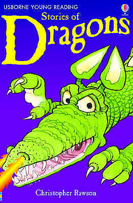 """AS NEW"" Stories of Dragons (Young Reading), Rawson, Christopher, Book"