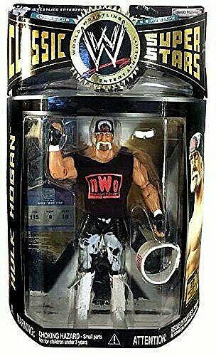 WWE Classic SuperStars Series 12_HOLLYWOOD HULK HOGAN 6  action figure_New & MIP