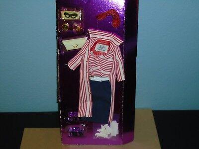 Vintage Barbie Reproduction #968 Roman Holiday BLACK GLASSES /& WHITE CASE Repro