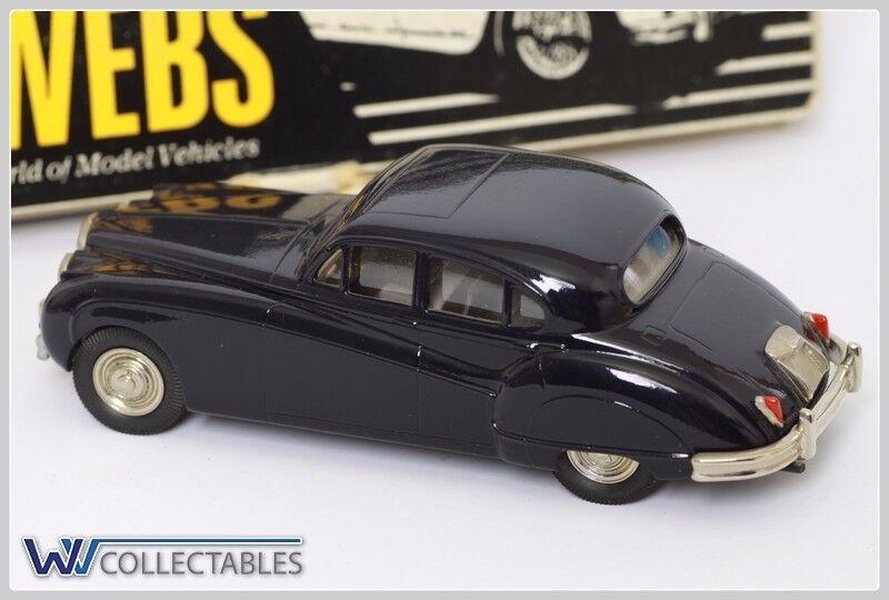 Gems & Cobwebs Jaguar Mark IX 1958-1961 1 43 Hand Built Models