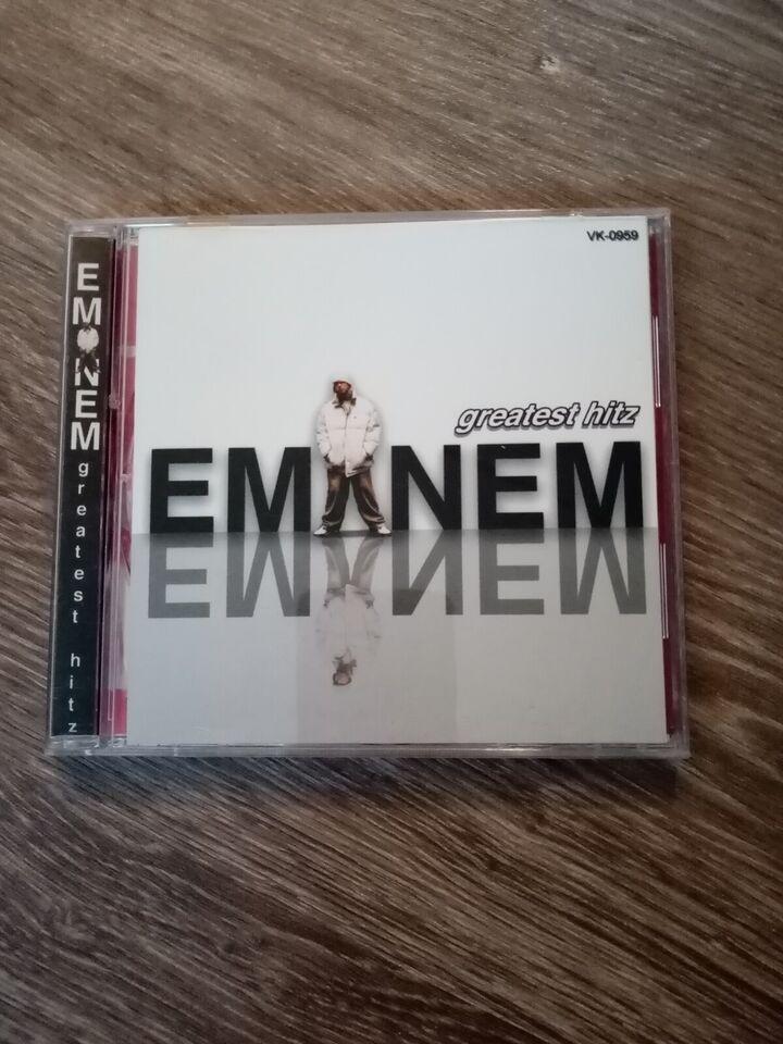 Eminem: Greatest hitz, hiphop