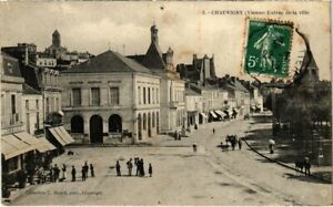 CPA CHAUVIGNY - Entrée de la Ville (111715)