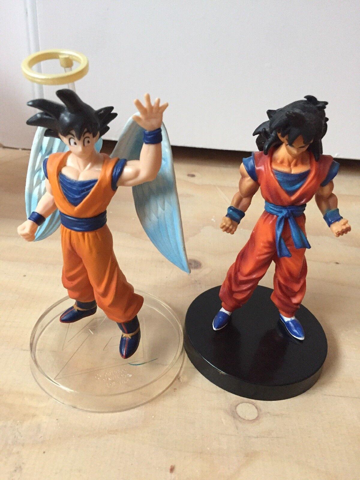 Banpresto Yamcha & Angel Angel Angel Goku Figures b5a709