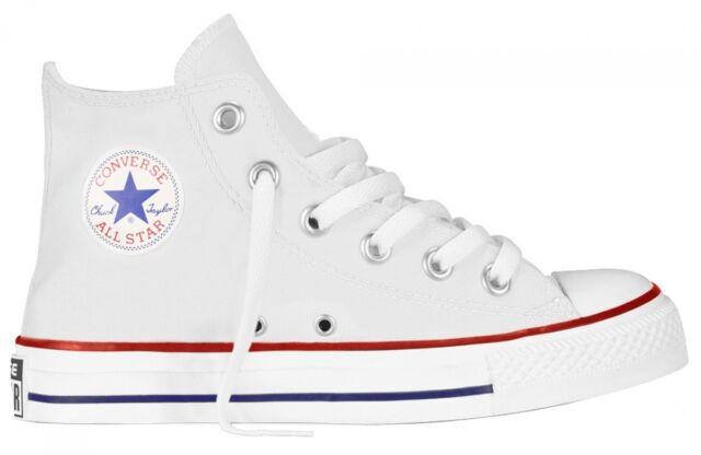 b53a29fb7ce Pre School Size Converse Chuck Taylor All Star Core High White Casual 3J253