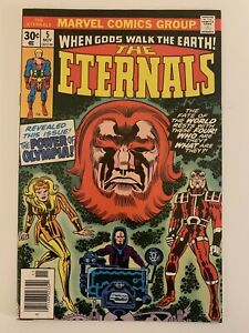 Eternals-5-9-2-NM-Condition-1st-Thena-MCU-Movie-2020