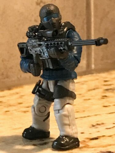 MINI-FIGURE #1 FROM SURFACE TROOPS Mega Construx Call Of Duty FDY74