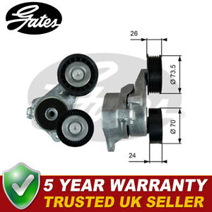 FORD FOCUS MK2 1.8 TDCI GENUINE INA AUXLIARY DRIVE BELT TENSIONER PULLEY 1367254