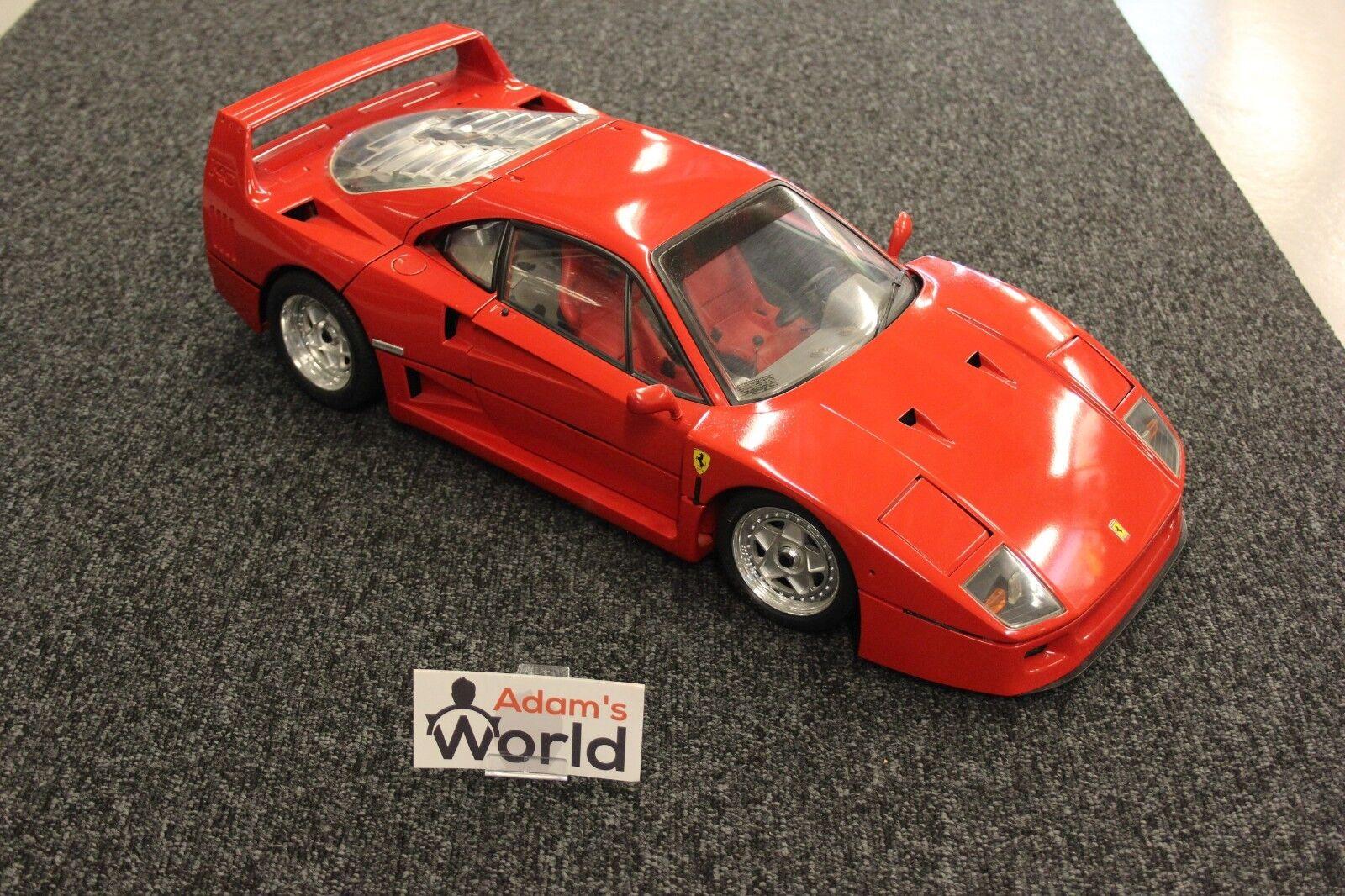 Pocher Ferrari F40 1 8 red no box