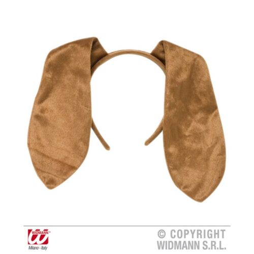 Long Dog Ears Puppy Animal Headband Fancy Dress Costume Accessory Prop