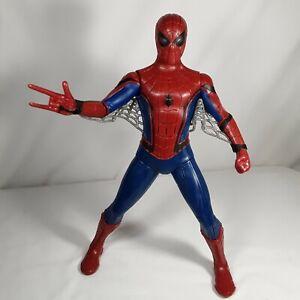 """Marvel 2017 Spiderman 15"""" Action Figur Heimkehr Tech Suit Avengers Gespräche"""