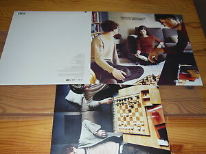 KINGS-OF-CONVENIENCE-RIOT-ON-AN-EMPTY-STREET-FOC-LP-2004-MINT-amp-INLET