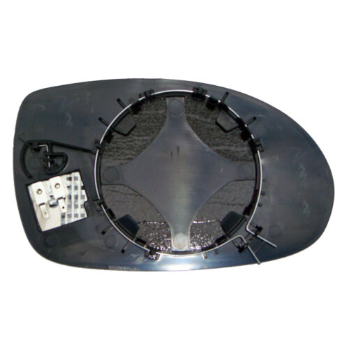 LH Citroen C5 2001 to 2008 Heated Wing Mirror Glass Passenger Side