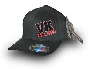 VK CALAIS FLEXFIT CAP Black