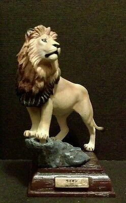 Kitan Club Nature Techni (like Kaiyodo) Savannah African Lion Figure