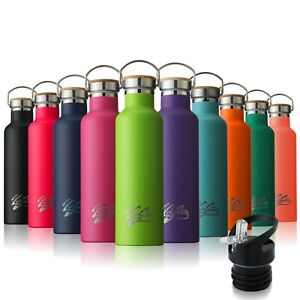 Stainless-Steel-Water-Bottle-Double-Wall-Vacuum-Insulated-Sports-Gym-Metal-Flask