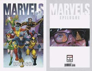 MARVELS EPILOGUE #1 MARVEL 2019 1st Print COMIC