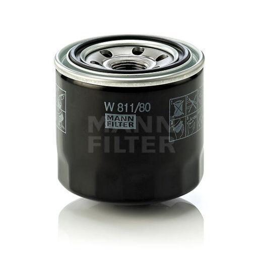 Mann Ölfilter passt für Yanmar 1GM, 1GM10, 1GM20, 2GM20, 2GMF, 3GM, 3GM30, 3GMF