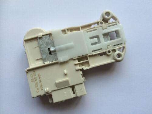 Véritable machine à laver HUSQVARNA Verrou de Porte Interlock 1249675131