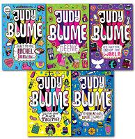 Judy Blume Children Collection 5 Books Set