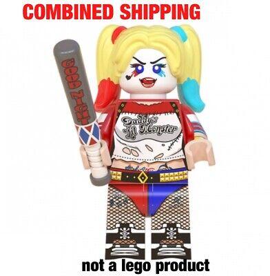 Custom Minifigure USA seller Tomato Head Fortnite