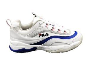 Biancoblu F 1010578 02geac5d28c1f1511d513db14f24eb56870 Sneakers Ray elettricogrigio viola Fila Low MpGSUzqV