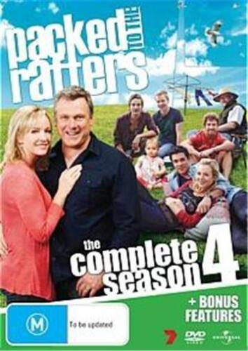 1 of 1 - PACKED TO THE RAFTERS Season 4 : NEW DVD