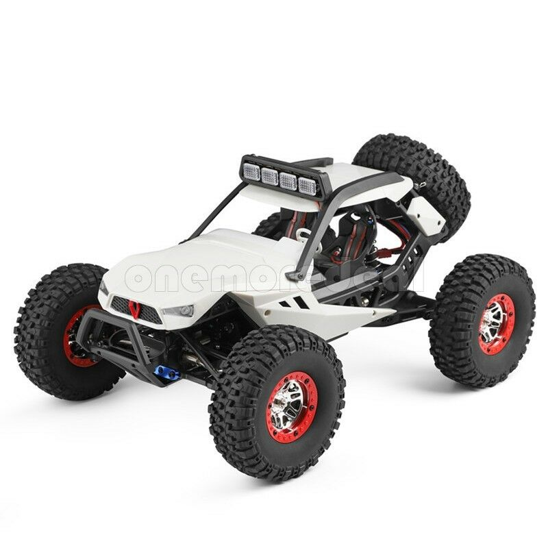 1 12 40Km h 2.4G 4WD RC Car Off-Road On-Road with Headlight 12429