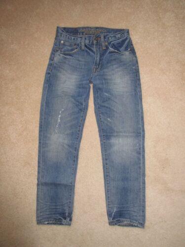 Jeans Medium Sz Bleu 26x28 Taper Original American Eagle wnIqYrIO