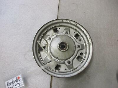 Competente Hercules Fox 50 Cerchio Posteriore Ruota Posteriore 2,15 X 10 Pollici Wheel Rear Riml- Gradevole Al Gusto