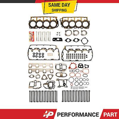 Head Gasket Bolts Set Fit 11-14 Ford F250 F350 F450 F550 6.7L DIESEL OHV 32V