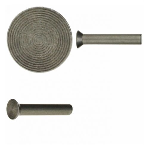 Stahl blank 200x DIN 661 Senkniete 4x18