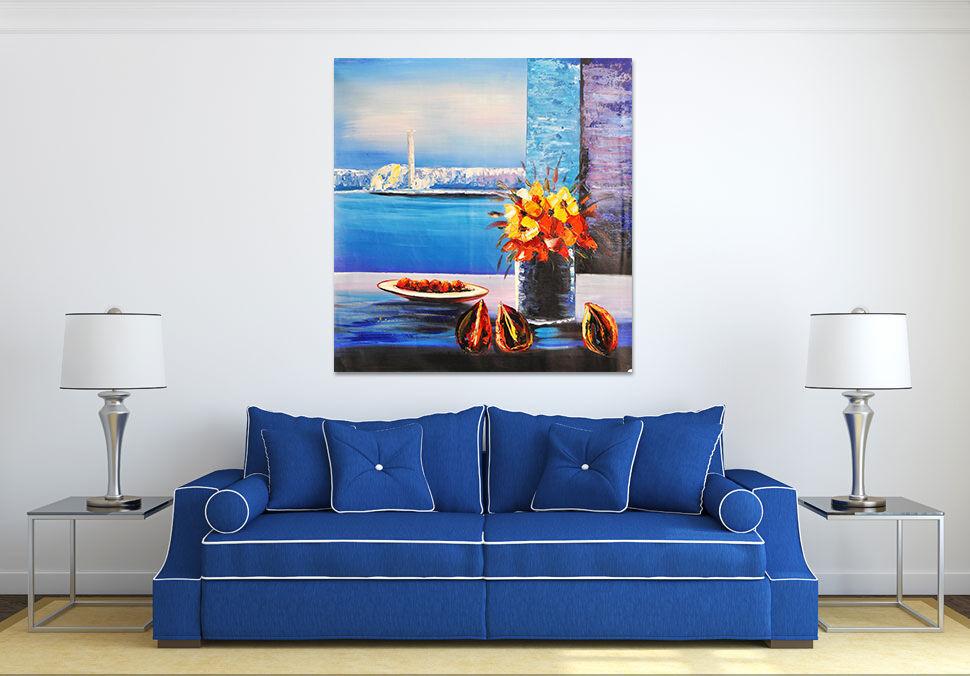 3D Himmel der kste 689 Fototapeten Wandbild BildTapete AJSTORE DE Lemon