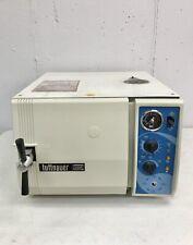 Tuttnauer 2340mk Autoclave Steam Sterilizer Dental Medical Tattoo Vet