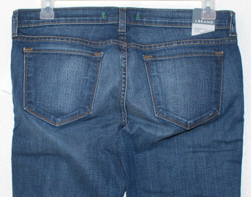 J BRAND Womens Skinny Leg Low Rise in Phoebe 31 $180 NWT