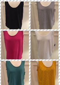 Old-Navy-Scoop-Neck-Tank-Top-in-Size-S-M-L-XL-XXL-Brand-New