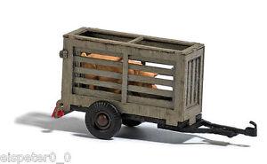 Busch-59938-rimorchio-schweinewagen-H0-auto-modellino-Pronto-veicolo-1-87