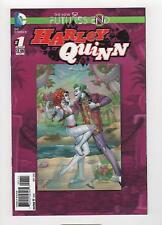 Harley Quinn Futures End no 1 NM