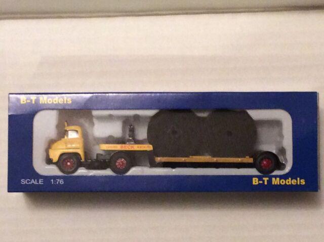 B t Models 1 76 Scale OO Gauge DA40 Thames Trader LOWLOADER