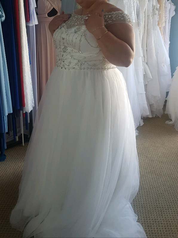 Beautiful Brand New Plus Size Wedding Dress Port Elizabeth Gumtree Classifieds South Africa 226009020